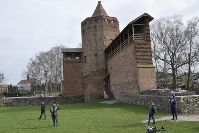 Zamek Książąt Mazowieckich w Rawie jest chętnie odwiedzany przez mieszkańców