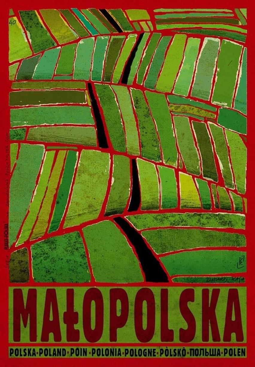 Polska Na 22 Plakatach Zobacz Niezwykłe Prace Ryszarda Kai