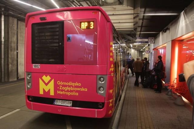 Autobusy z programu rządowego nie dla gmin Górnośląsko-Zagłębiowskiej Metropolii