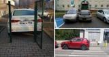 Mistrzowie (ZŁEGO) parkowania w Katowicach.