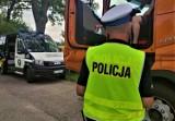 Mandat w wysokości 2 tys. zł dla kierowcy auta ciężarowego zatrzymanego pod Bytowem