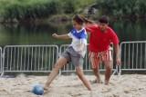 Turniej Plażowej Piłki Nożnej Kormoran Cup w Legnicy [ZDJĘCIA]