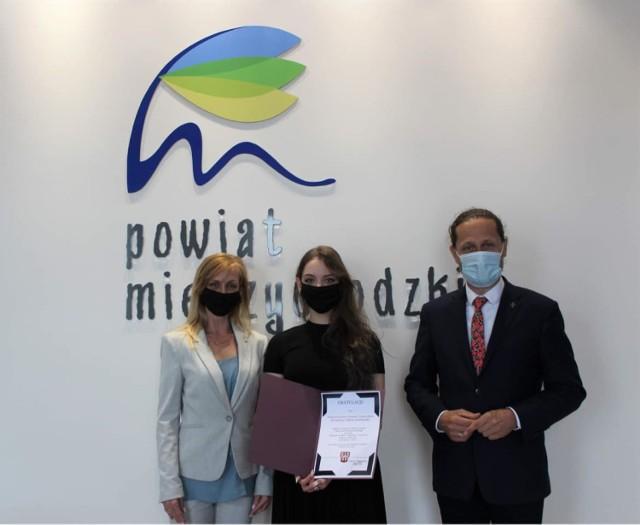 Nagrody za osiągnięcia w kulturze i sporcie w powiecie międzychodzkim