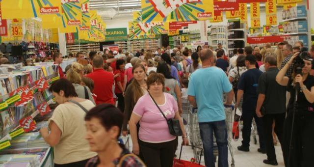 Rosjanie mniej kupują w Polsce