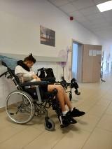 Kornelia Stepasiuk z Szamocina walczy o zdrowie. Będzie można dla niej pobiec