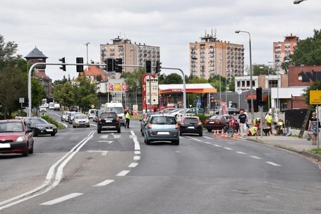 """""""Tylko pojedynczy kierowcy wpadali w panikę"""" podczas kierowania ruchem przez policję"""