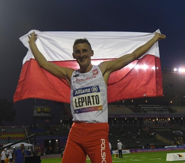 Maciej Lepieto, zawodnik Startu Gorzów.