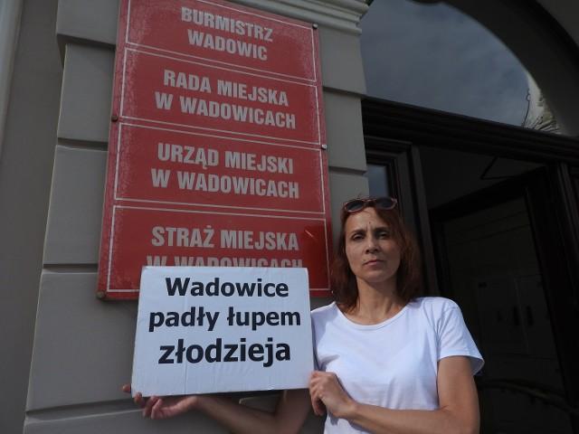 Elżbieta Łaski słynie ze spektakularnej krytyki poczynań władz miasta