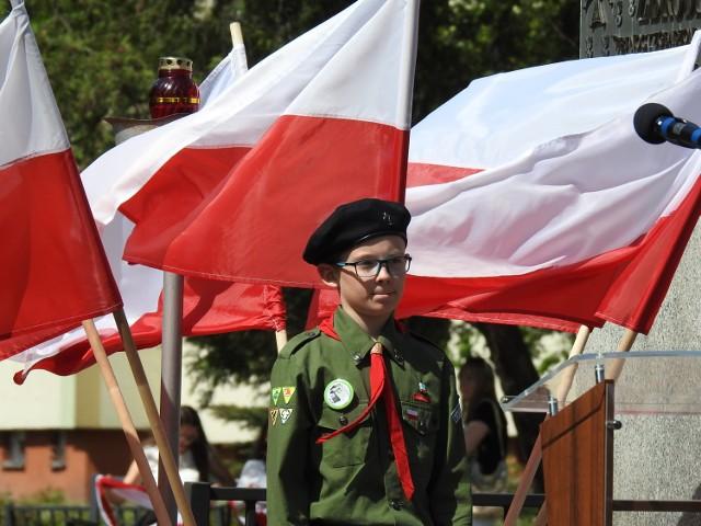 Obchody święta Konstytucji 3 Maja w Bielsku Podlaskim.