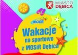 Wakacyjna oferta Miejskiego Ośrodka Sportu i Rekreacji w Dębicy
