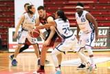 Koszykówka. Porażki kociewskich drużyn w PLK i w I lidze