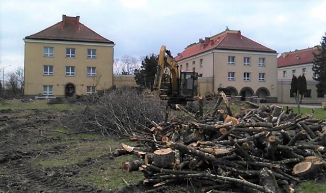 Rozpoczęła się budowa nowego kompleksu sportowego przy Powiatowym Zespole nr 2 Szkół Szkół Ogólnokształcących Mistrzostwa Sportowego i Technicznych w Oświęcimiu