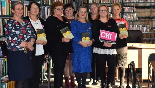 Dyskusyjny Klub Książki w Busku działa już rok.