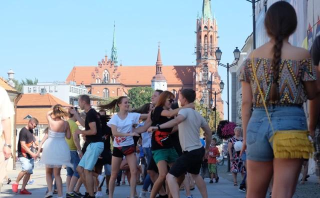 Na Rynku Kościuszki królowały tańce latynoskie
