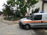 Koparka uszkodziła gazociąg w Opatówku [FOTO]