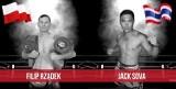 Mecz Polska-Tajlandia w boksie tajskim to część 4. Kaliskiej Zawodowej Gali Federacji A1