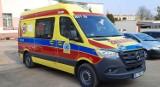 Łomża. Stacja pogotowia ma nowy ambulans, by walczyć z pandemią