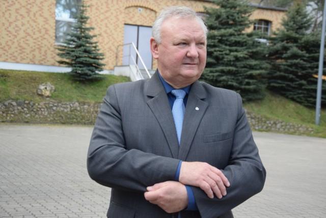 Bogusław Andrzejczak prezesem Przedsiębiorstwa Wodociągów i Kanalizacji w Gorzowie jest od 2009 r.