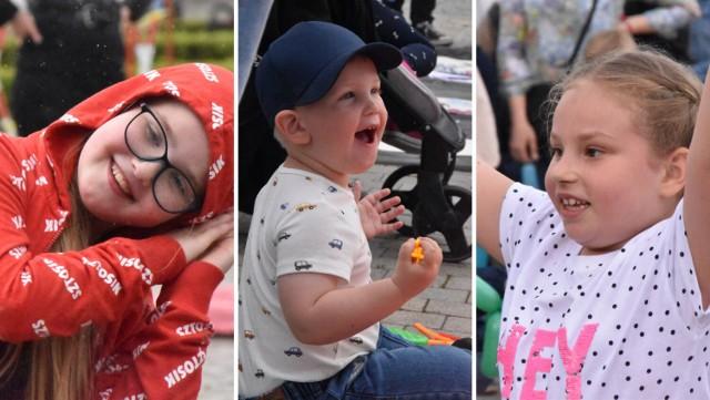 Dzień Dziecka w Książu Wielkopolskim. Na ten dzień czekały dzieci z całej gminy. Na rynku w Książu nie brakowało zabaw, lodów oraz baloników