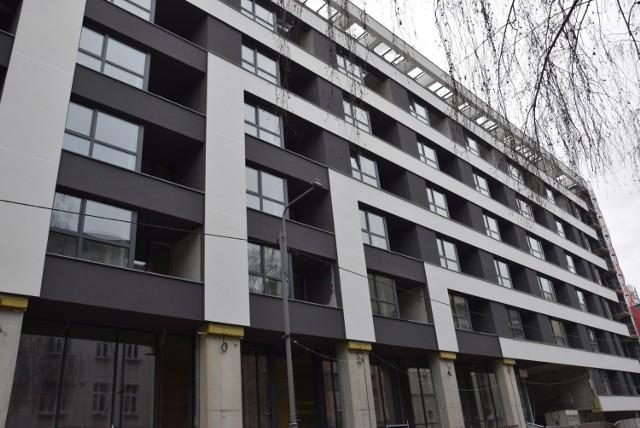 Apartamentowiec przy Opolskiej w Katowicach. To Dom przy Filharmonii