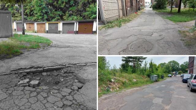Siemianowiczanie wybrali najbardziej dziurawe drogi w mieście. KILKNIJ w galerię i sprawdź, które ulice znajdują się w top10.