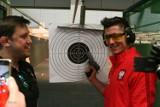 Piłkarze przed meczem z Czarnogórą... trenowali na policyjnej strzelnicy [ZDJĘCIA, WIDEO]