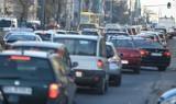 Łódź najbardziej zakorkowanym miastem w kraju, ale... przyjazna kierowcom
