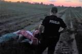 Wypadek paralotniarza w Besiekierach. Mężczyzna zmarł w szpitalu