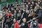 GKS Tychy 2:2 Sandecja. Kibice oglądali mecz w przyjaznej atmosferze. ZDJĘCIA KIBICÓW