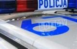 Wypadek w Mirowicach w gminie Grójec. Kierowca i jego pasażerka byli kompletnie pijani