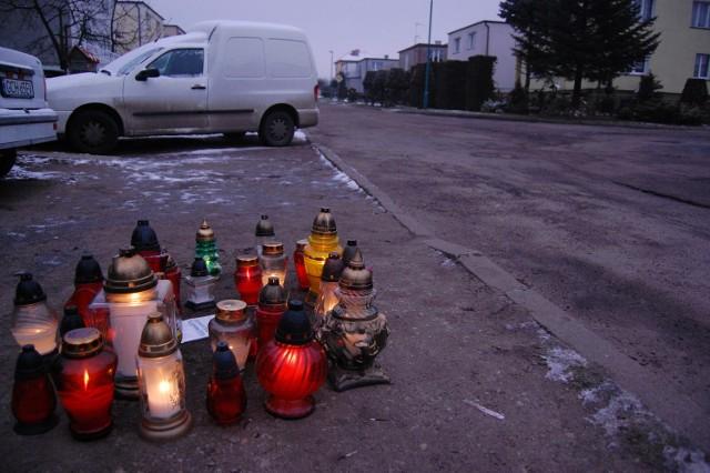 Miejsce śmierci Ukraińca