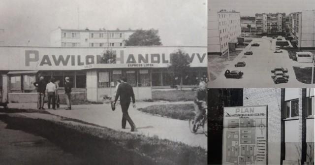 Wieluńska Spółdzielnia Mieszkaniowa w latach 60-90.