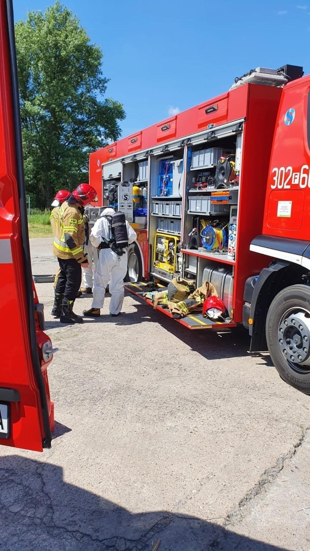 W czwartek, 10 czerwca, strażacy dostali zgłoszenie o...