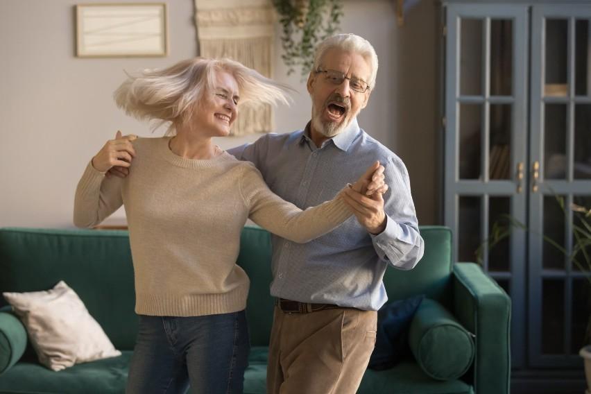 Taniec w szybkim tempie pozwala spalić nawet 200 kalorii w...