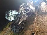 Śmiertelny wypadek pod Chojnicami. Nie żyje 20-latek