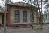 Pawilon Śmierci w dawnym Obrawalde dziś Szpitalu dla Nerwowo i Psychicznie Chorych w Obrzycach. Dziś ruina