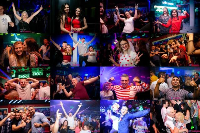 Radomski klub Explosion działa w Radomiu już pięć lat! Gdyby nie epidemia koronawirusa, z pewnością w weekend w klubie odbywałyby się huczne urodzinowe imprezy. Niestety, dziś możemy tylko powspominać, jak się bawiliście. Zobacz zdjęcia i poszukaj znajomych w galerii!