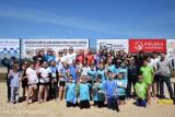 Puck: Grand Prix w mini siatkówce plażowej. Pierwsze zawody wygrali Lena Pokrzywińska,Gabriela Michalik, Oliwier Rigga, Franek Krystkiewicz