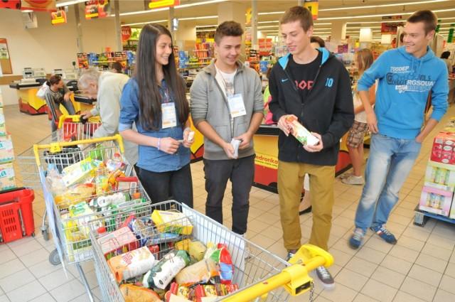 Świąteczna zbiórka żywności 2016