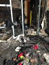Brzeszcze. Dorobek życia i rodzinne pamiątki 40-letniej kobiety pochłonął pożar wzniecony przez naćpanego mężczyznę. Trwa zbiórka na remont