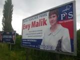 Billboardy nie dla polityków? Nic podobnego. U nas już są [ZDJĘCIA]