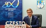 Krzysztof Matyjaszczyk jest prezydentem Częstochowy  od 10 lat