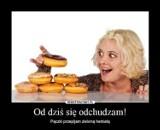 Tłusty czwartek! Zobacz najlepsze memy i demotywatory o wielkim święcie jedzenia pączków