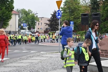 Września: Boś Ty nie Vater, lecz Ojciec nasz - obchody 118. Rocznicy Strajku Dzieci Wrzesińskich [FOTORELACJA]