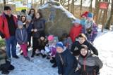 Uczniowie z Pruszcza i Suchego Dębu ferie zimowe spędzili na Kaszubach. Poznając historie i atrakcje świetnie się bawili [ZDJĘCIA]