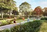 """Park linearny na Służewcu. Zielone centrum rekreacji w """"Mordorze"""". Ratusz ogłasza przetarg"""