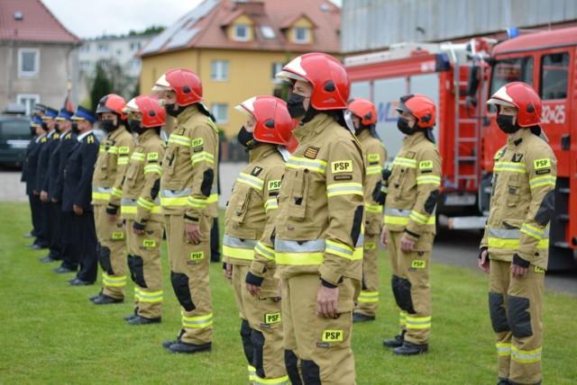 28 maja w Goleniowie odbyła się uroczystość z okazji Dnia Strażaka