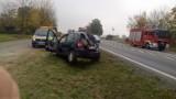 Wypadek w Młodasku