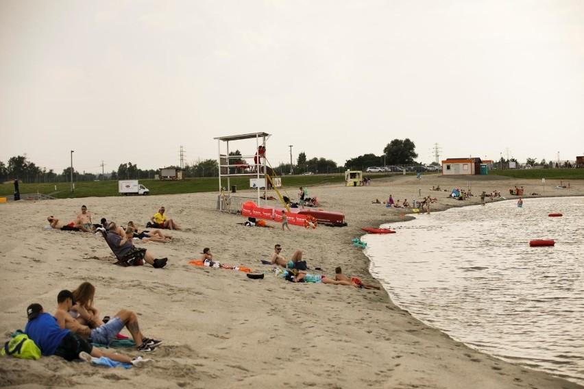 Przystań Brzegi - 10 km od centrum KrakowaKąpielisko jest...