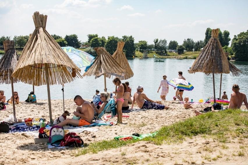 Zalew w Kryspinowie - 12 km od centrum KrakowaZalew Na...